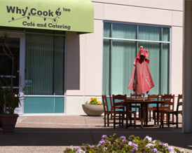 Why Cook Cafe